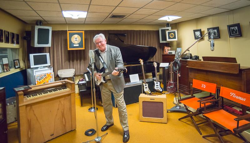 Norman Petty Studio Clovis Buddy Holly-1106